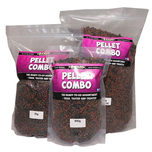 HINDERS BAIT PELLET COMBO  product image