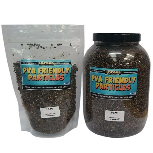 HINDERS BAIT PVA FRIENDLY HEMP 500G  product image