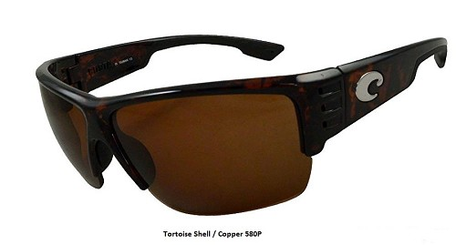COSTA DEL MAR - HATCH 580P - L FRAME x product image