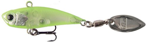 HART RSF U-VIB #451 CHARTREUSE/SILVER product image
