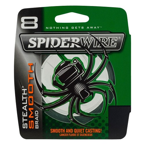 SPIDERWIRE STEALTH SMOOTH 8 GREEN product image