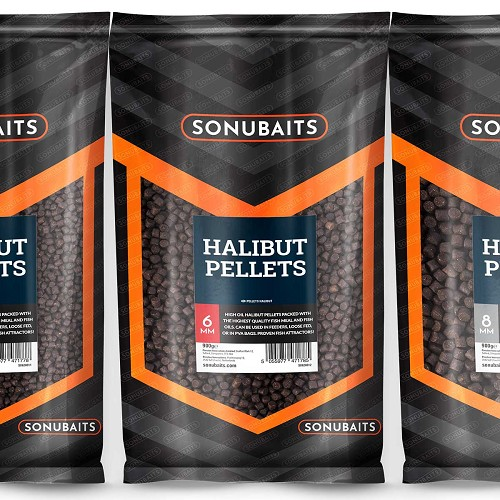SONUBAITS PELLET HALIBUT 10MM product image