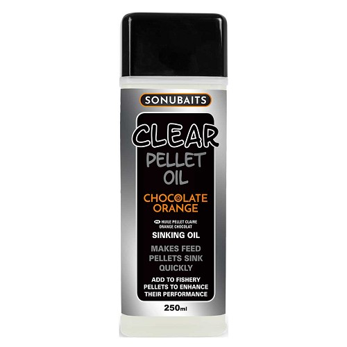 SONUBAITS CLEAR PELLET OIL product image