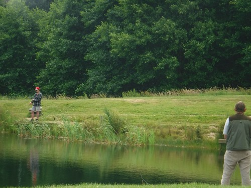 FLY FISHING BRICK FARM HERSTMONCEUX BN27 4RSMarch - June product image