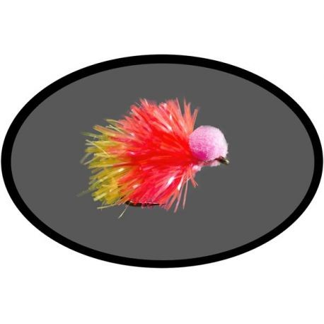FLASH ATTACK JELLY BOOBY FIRE CORAL / ZEST JB3 product image