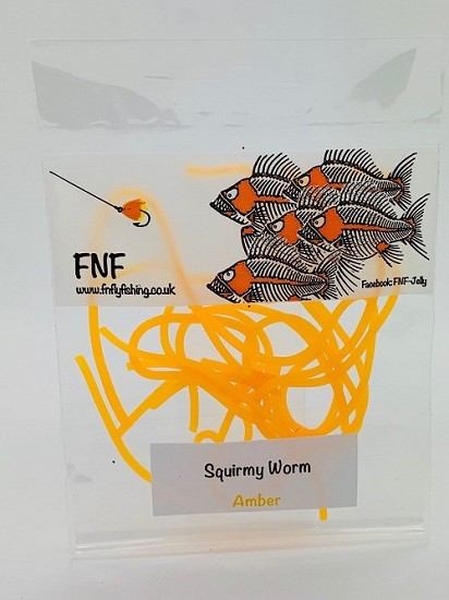 FNF SQUIRMY WORM BODY product image