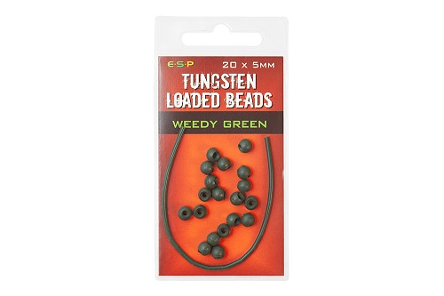 ESP TUNGSTEN LOADED BEADS 5MM product image