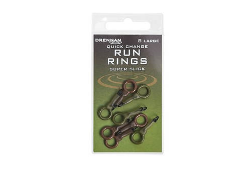 DRENNAN QUICK CHANGE RUN RINGS - LARGE product image