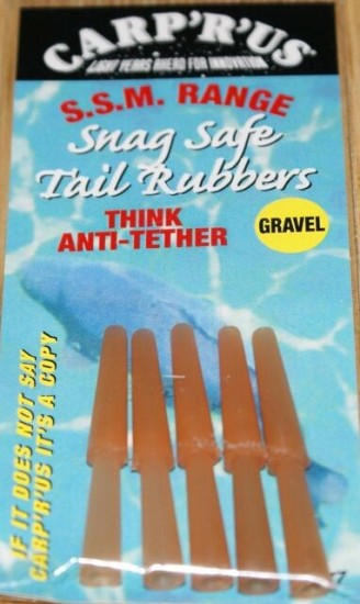 CARP R US TAIL RUBBERS product image