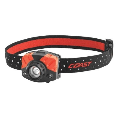 COAST FL75 DUAL COLOUR HEAD TORCH product image