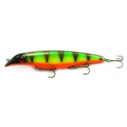 BIG FORK LURES SAND CAT - CHARTREUSE TIGER #33 product image